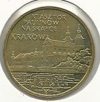monedas de Europa - Polonia -  Cracovia-Anverso