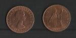 monedas de Europa - Reino Unido -  Elizabeth II / Britania.