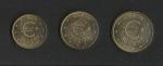 monedas de Europa - España -  Euro en prueba / Churriana. / Malaga.