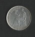 monedas de Europa - España -  Segunda Republica./ anverso.