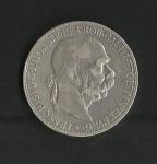 monedas de Europa - Austria -  Franz Joseph I / anverso.