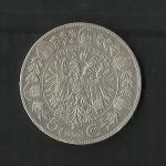 monedas de Europa - Austria -  Franz Joseph I / reverso