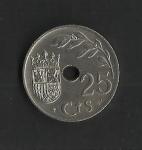 monedas de Europa - España -  Estado Español / Viena / anverso