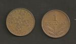 monedas de Europa - Portugal -  Espigas de trigo
