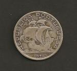 monedas de Europa - Portugal -  Nao portuguesa