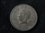 monedas de America - México -  JOSEFA ORTÍZ DE DOMÍNGUEZ