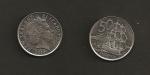 monedas de Oceania - Nueva Zelanda -  Reina Isabel II