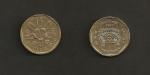 monedas de Asia - Singapur -  Escudo nacional