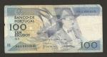 monedas de Europa - Portugal -  Fernando Pessoa