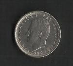 monedas de Europa - España -  Variante de cuño (nº 2) / anverso.
