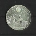 monedas de Europa - España -  Palacio Real / reverso. / 1995