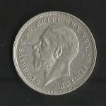 monedas de Europa - Reino Unido -  Jorge V / anverso
