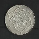 monedas de Africa - Marruecos -  AH 1329 / anverso
