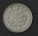monedas de Africa - Marruecos -  AH 1329 / reverso.