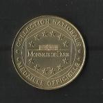 monedas de Europa - Francia -  Medalla Oficial / Notre-Dame  / reverso