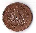 monedas de America - México -  ESTADOS UNIDOS MEXICANOS (CARA POSTERIOR)