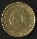 monedas de Europa - Suecia -  CORONAS - SUECIA. ( POSTERIOR)