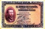 monedas de Europa - España -  S.FR.XAVIER