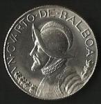 monedas de America - Panamá -  REPUBLICA DE PANAMA (FRONTAL)