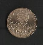 monedas de Europa - Francia -  Aniversario Montgolfier / Reverso