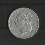 monedas de Europa - Francia -  Marianne / Anverso