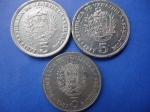 monedas de America - Venezuela -  5 Bolívares