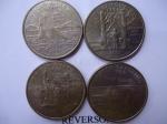 monedas de America - Estados Unidos -  Quarter Dollar