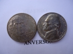 monedas de America - Estados Unidos -  Five Cents.