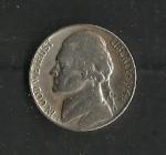 monedas de America - Estados Unidos -  Thomas Jefferson / Anverso