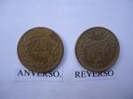 monedas de America - Colombia -  20 pesos