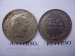 monedas de America - Colombia -  Rep. de Colombia-