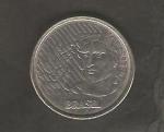 monedas de America - Brasil -  Personaje