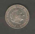 monedas de America - Antillas Neerlandesas -  Reina Juliana