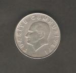 monedas de Asia - Turquía -  Mustafa Kemal Atatürk