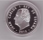 monedas de Europa - España -  400 años relaciones japon-españa