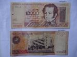 monedas de America - Venezuela -  Rep.Bolivariana de V/zuela-(Anv.)Antonio José de Sucre- (Rev.) Edif. Tribunal Supremo de la Justicia