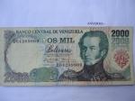 monedas de America - Venezuela -  Bco. Central de Venezuela- Antonio José de Sucre.