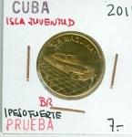 monedas de Europa - Cuba -  MONEDA