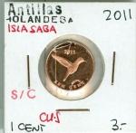 monedas de Europa - Antillas Neerlandesas -  MONEDA