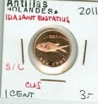 monedas de America - Antillas Neerlandesas -  MONEDA
