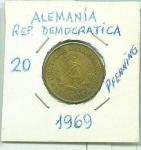 monedas de Europa - Alemania -  ALEMANIA DEM.