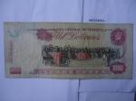 monedas de America - Venezuela -  Acta de la Independencia.