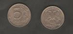 monedas de Europa - Rusia -  Águila bicéfala, escudo del Banco de Rusia