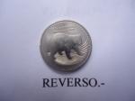 monedas de America - Colombia -  República de Colombia-Oso de Anteojos-$50