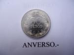 monedas de America - Colombia -  República de Colombia-$50