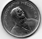 monedas de Europa - Suiza -  confoeredatio helvetica