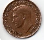 monedas de Europa - Reino Unido -  georgivs vI