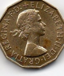 monedas de Europa - Reino Unido -  elizaveth II