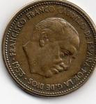 monedas de Europa - España -  franco