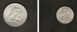 monedas de Europa - Vaticano -  Papa Pío XII